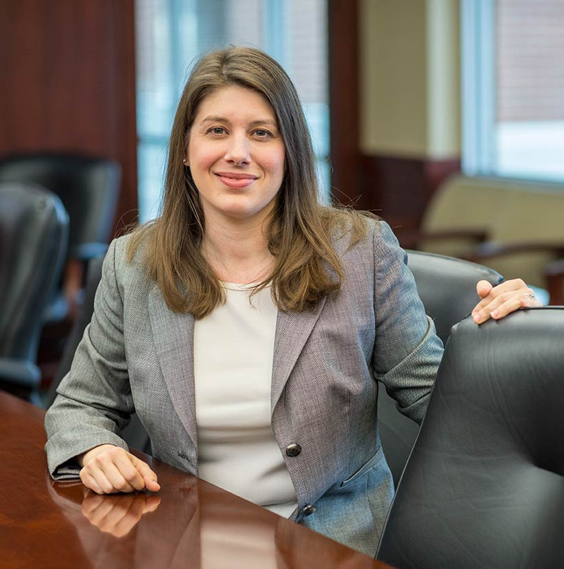 Rachel Lokitz promoted to vice president, general counsel