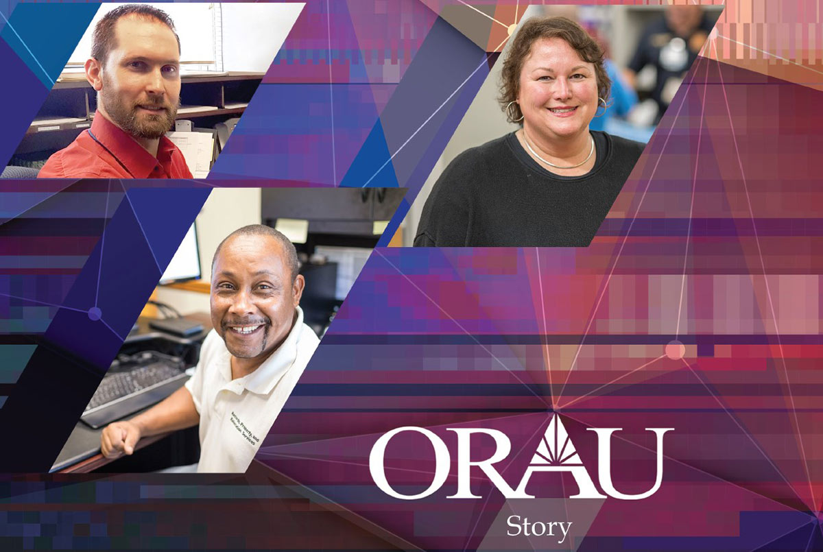 """ORAU Story"" is hot off the press!"